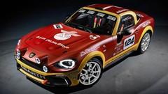 Fiat : une 124 Coupé dans les cartons