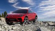 Lamborghini confirme la sortie de son SUV Urus en 2018
