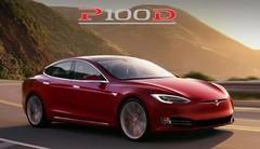 Tesla dévoile les tarifs de ses Model S et Model X P100D