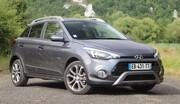 Essai Hyundai i20 Active : une affaire de style