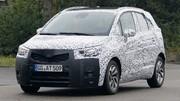 Nouvel Opel Meriva 3 : prêt pour le salon de Genève 2017