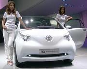 Toyota IQ : féminine, mais froide