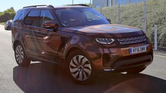 Le futur Land Rover Discovery