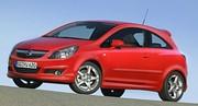 Opel Corsa GSi : Raisonnablement sportive