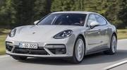 Essai Porsche Panamera Turbo & 4S Diesel : changement de braquet