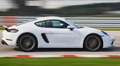 Essai Porsche 718 Cayman