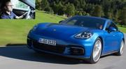 Essai Porsche Panamera 4S Diesel 2017 : Stuttgart Express