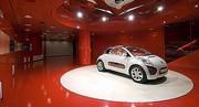 C42 : le nouveau showroom de Citroën