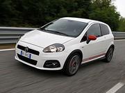 Fiat Grande Punto Abarth : Venin sportif