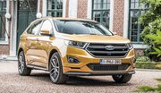 Essai Ford Edge 2.0 TDCi 210 AWD : Born in the USA