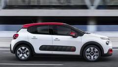 Nouvelle Citroën C3 2016 : Les prix à partir de 12.950 euros