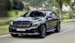 Mercedes-AMG GLC 43 4Matic Coupé : 367 ch
