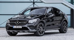 Mercedes-AMG GLC 43 4Matic Coupé : premières photos officielles