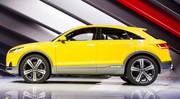 Audi dépose les noms Q4 et SQ4 pour un futur véhicule surélevé