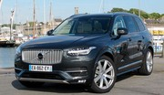 Essai Volvo XC90 D4 Inscription