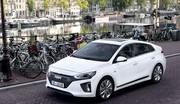 Prix Hyundai Ioniq 2016 : moins chère que la Prius !