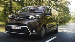 Essai Toyota ProAce Verso: Un tournant!