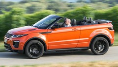 Essai Range Rover Evoque Convertible : Un nouveau segment prometteur ?