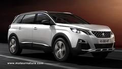 Nouveau Peugeot 5008 : roi du downsizing
