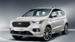 Ford Kuga en versions ST-Line et Vignale