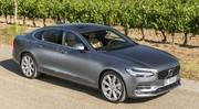 Essai Volvo S90 : En plein premium