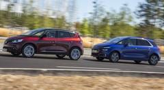Essai Renault Scénic 4 vs Citroën C4 Picasso restylé