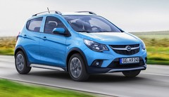 Opel Karl Rocks : Le micro Crossover