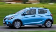 Opel Karl Rocks: micro-baroudeuse