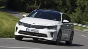 Essai Kia Optima GT, Sportswagon et PHEV : sur tous les fronts
