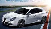 Alfa Romeo Giulietta Sportiva : une série limitée à 27 800 euros