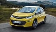 Opel Ampera-e: plus de 400 km d'autonomie