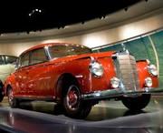 Musée Mercedes : Le patrimoine magnifié