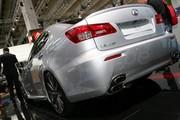 Gros plan sur la Lexus IS-F