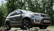 Essai Suzuki Vitara S AllGrip