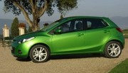 Essai Nouvelle Mazda2 2008 : changement de décor