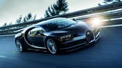 La Bugatti Chiron moins rapide que la Veyron ? Pas tout à fait