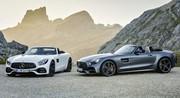 Mercedes-AMG GT Roadster: décoiffant