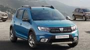Dacia Sandero, Logan et Logan MCV : 1ère photo de la version restylée
