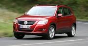 Essai Volkswagen Tiguan 2.0 TDI 140 : tout le portrait de son frère