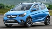 Opel Karl Rocks : des bottes et un imperméable pour Karl