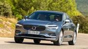 Essai Volvo S90 Berline et V90 Break 2016