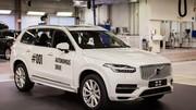 Drive Me : Volvo lance ses XC90 autonomes autour de Göteborg