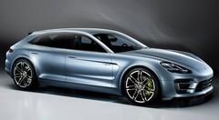 La Porsche Panamera « break » à Genève en 2017 ?