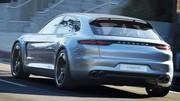 Porsche : la Panamera Gran Turismo pour Genève 2017