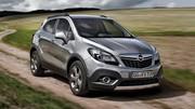 Essai Opel Mokka : un vrai 4×4 ?