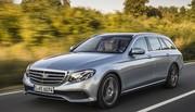 Essai Mercedes Classe E break (2016) : Un gros bagage technologique