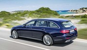 Mercedes Classe E break : Déménageur grand luxe