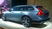Volvo V90 Cross Country 2017 : premières photos !