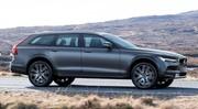 Tenue Cross Country pour la Volvo V90