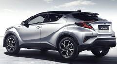 Toyota C-HR 2017 à partir de 22900 €